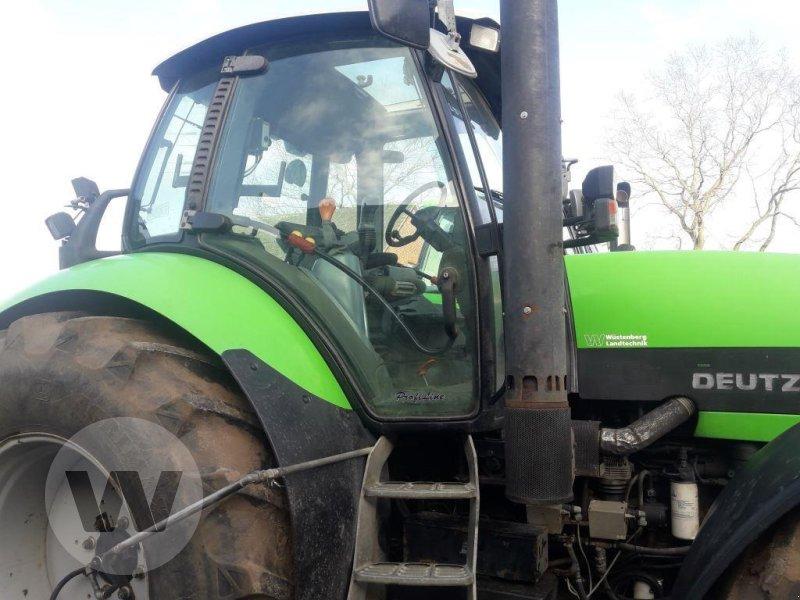 Traktor des Typs Deutz AGROTRON M 650, Gebrauchtmaschine in Niebüll (Bild 6)