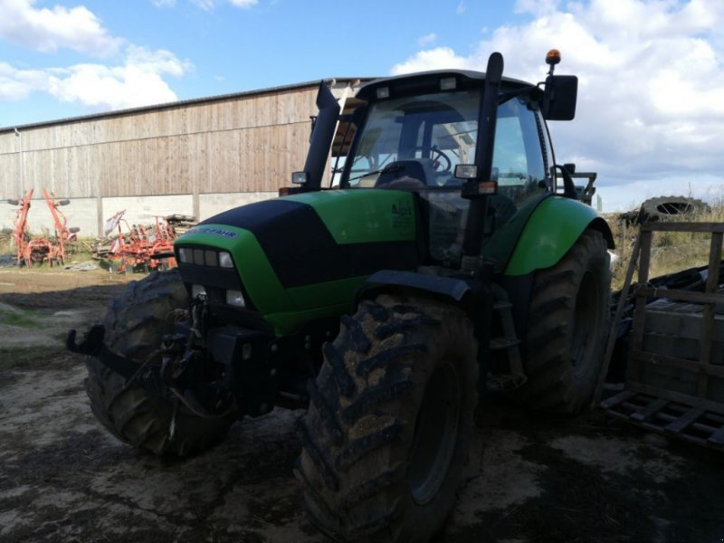 Traktor a típus Deutz AGROTRON M640, Gebrauchtmaschine ekkor: CHAUMONT (Kép 1)