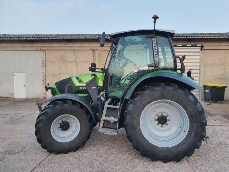 Traktor типа Deutz Agrotron TTV 420, Gebrauchtmaschine в Bad Langensalza (Фотография 1)