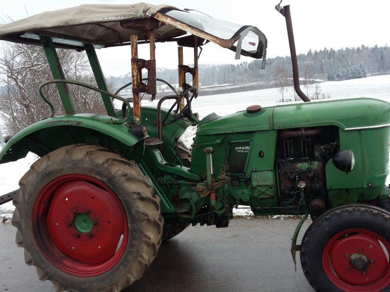 Traktor a típus Deutz D 30, Gebrauchtmaschine ekkor: Dombühl (Kép 1)