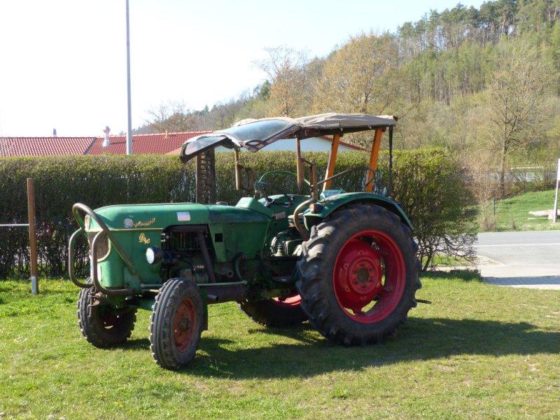 Traktor типа Deutz D 40 L, Gebrauchtmaschine в Münchsteinach (Фотография 1)