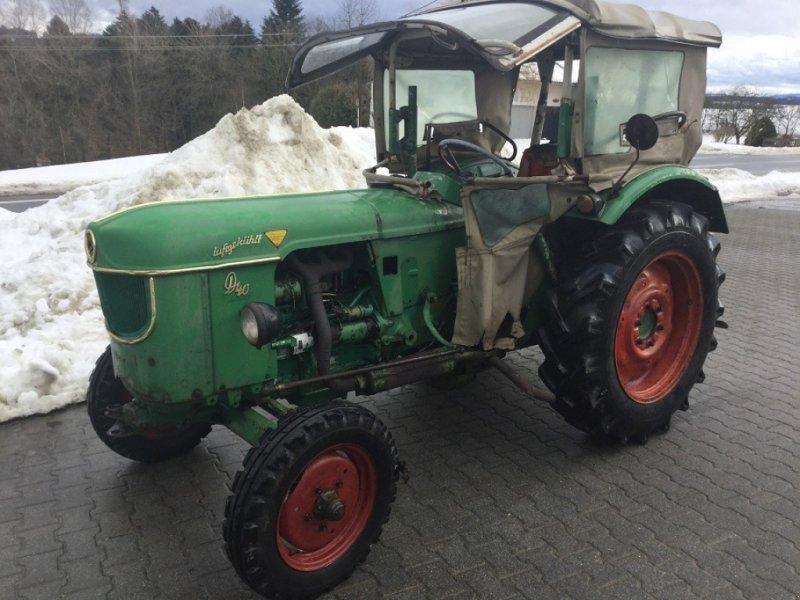 Traktor типа Deutz D 40, Gebrauchtmaschine в Fürsteneck (Фотография 1)