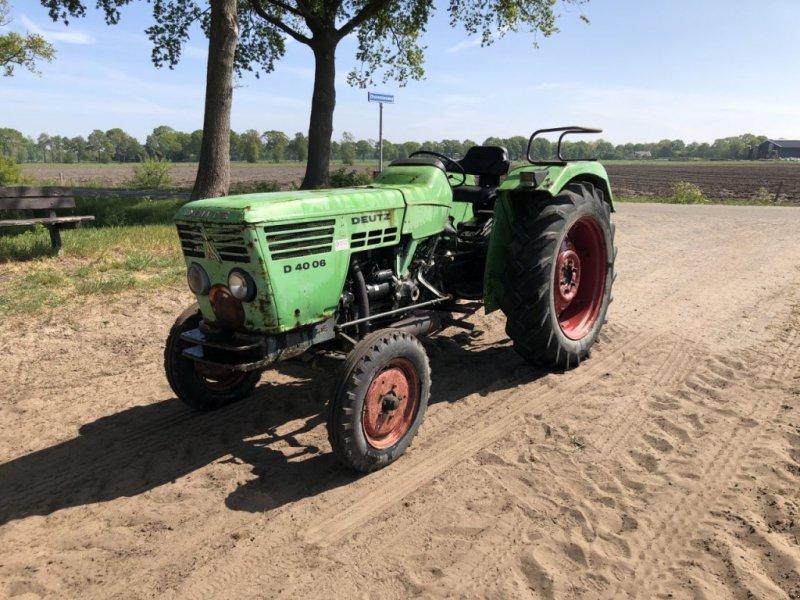 Traktor del tipo Deutz D 4006, Gebrauchtmaschine en Staphorst (Imagen 2)
