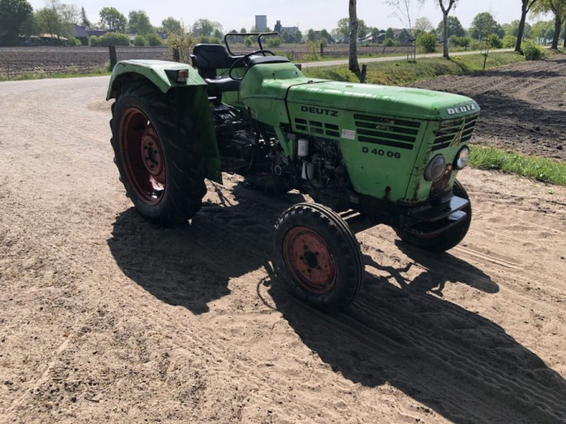 Traktor del tipo Deutz D 4006, Gebrauchtmaschine en Staphorst (Imagen 3)