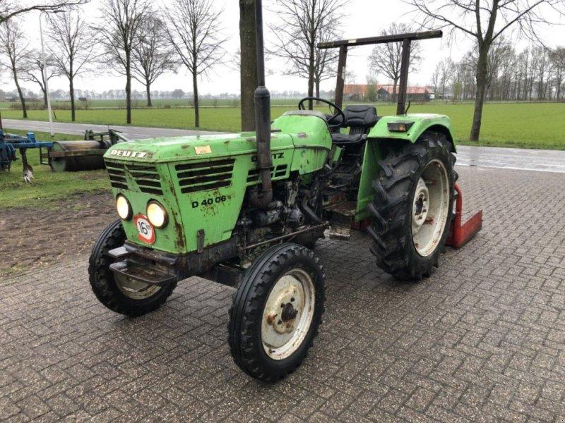 Traktor типа Deutz D 4006, Gebrauchtmaschine в Staphorst (Фотография 1)