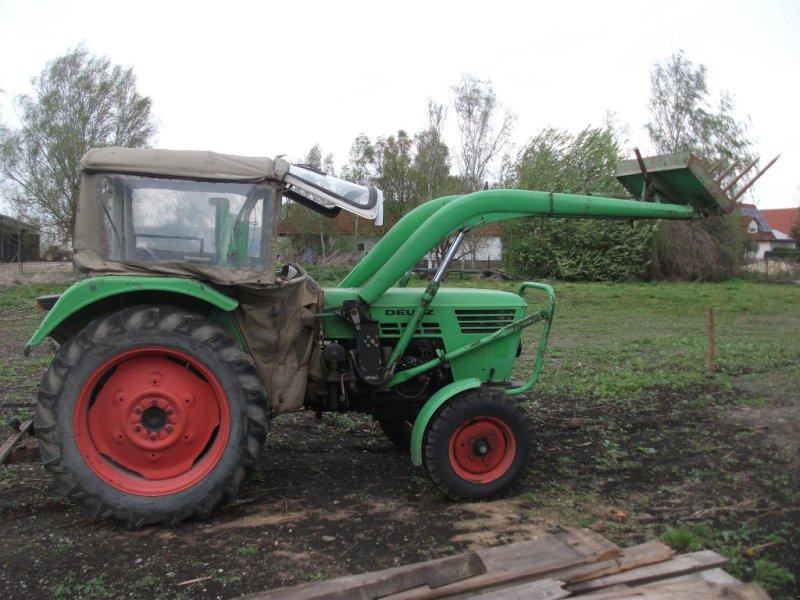 Traktor типа Deutz D 4006, Gebrauchtmaschine в Burgheim (Фотография 1)