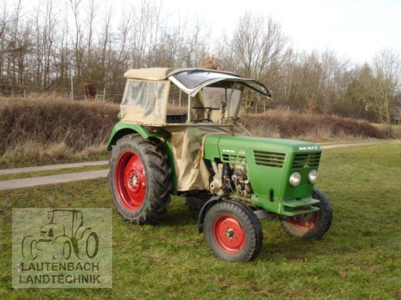 Traktor del tipo Deutz D 4006, Gebrauchtmaschine en Rollshausen (Imagen 3)