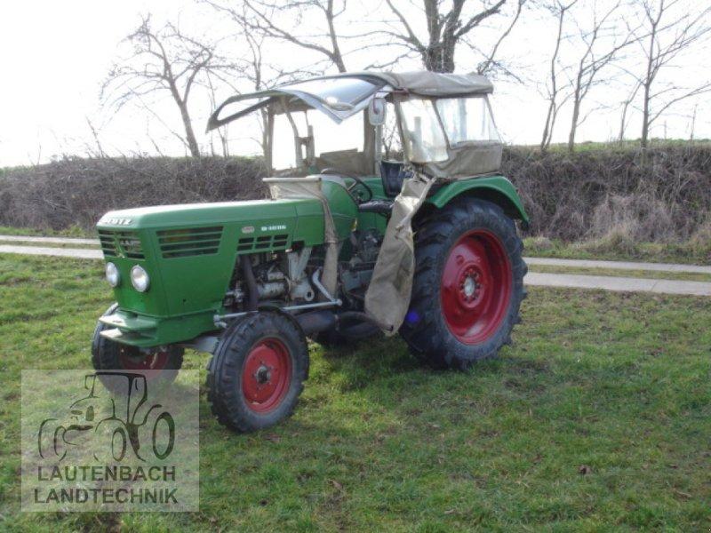 Traktor del tipo Deutz D 4006, Gebrauchtmaschine en Rollshausen (Imagen 1)
