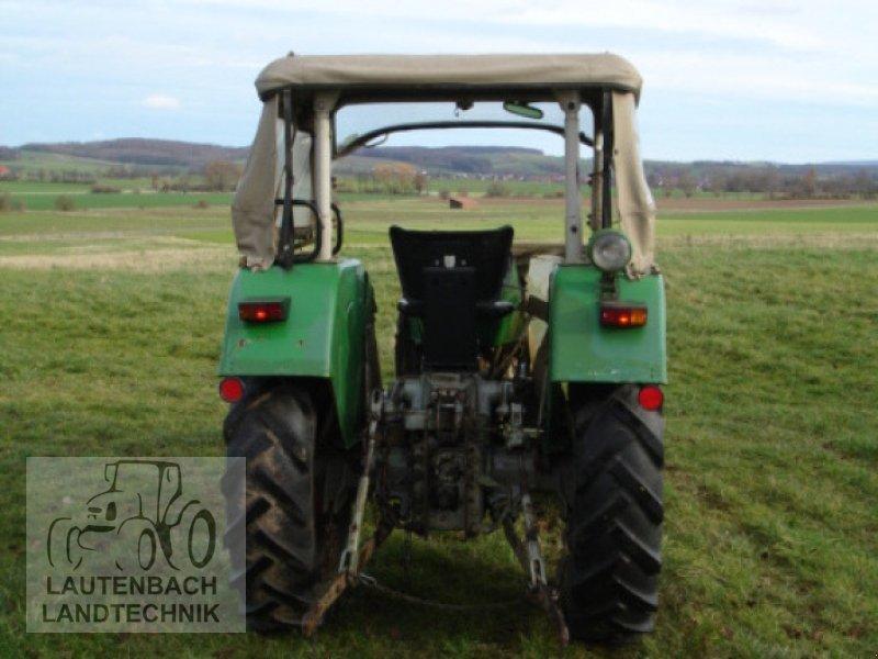 Traktor del tipo Deutz D 4006, Gebrauchtmaschine en Rollshausen (Imagen 4)