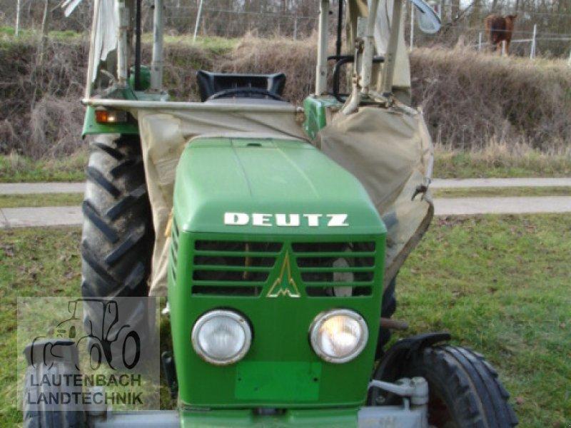 Traktor del tipo Deutz D 4006, Gebrauchtmaschine en Rollshausen (Imagen 6)