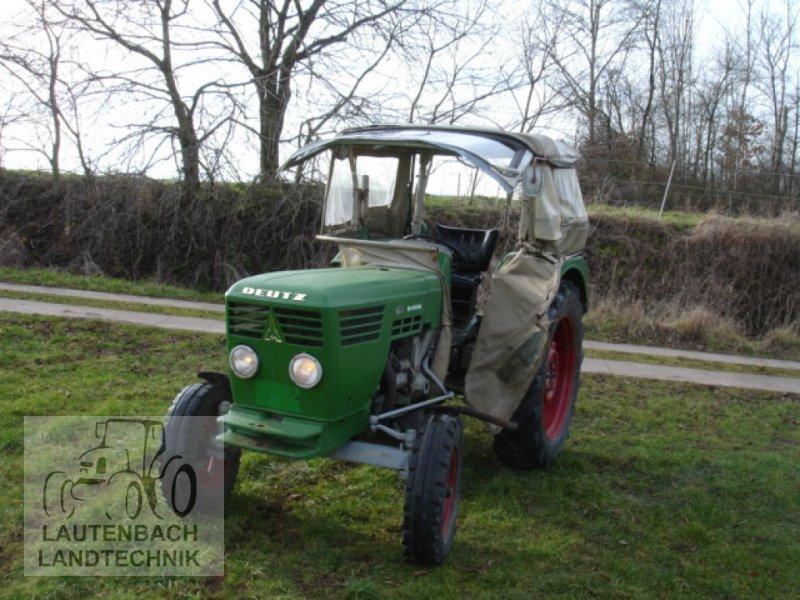 Traktor del tipo Deutz D 4006, Gebrauchtmaschine en Rollshausen (Imagen 2)