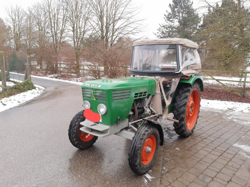 Traktor del tipo Deutz D 4006, Gebrauchtmaschine en Uffenheim (Imagen 1)