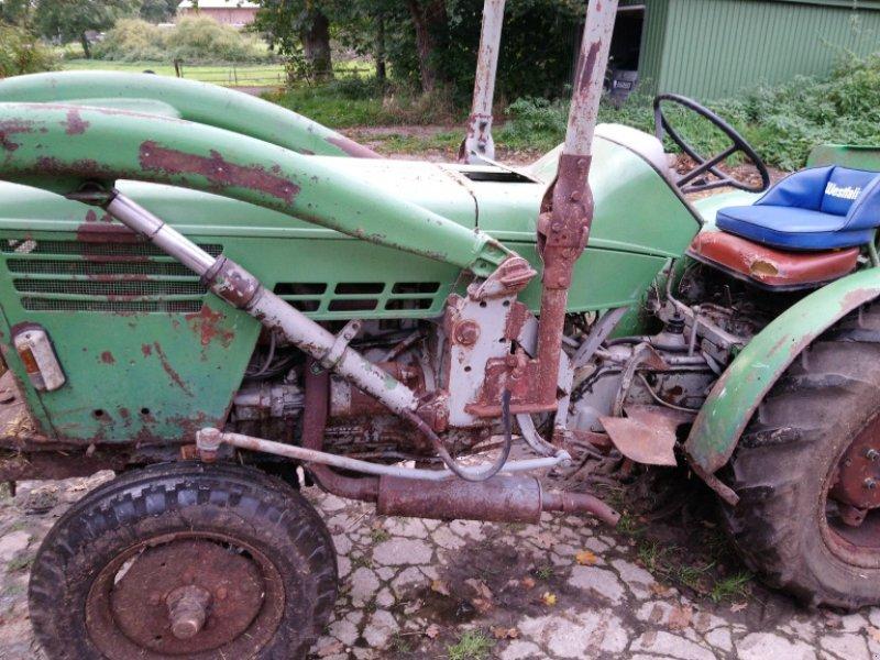 Traktor des Typs Deutz D 4006, Gebrauchtmaschine in Nutteln (Bild 1)