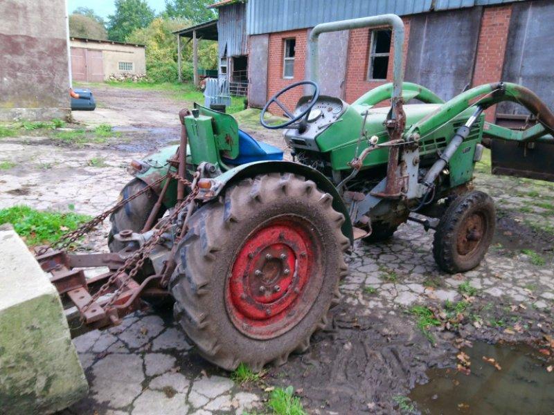 Traktor des Typs Deutz D 4006, Gebrauchtmaschine in Nutteln (Bild 2)