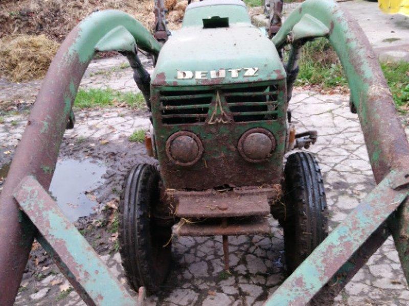 Traktor des Typs Deutz D 4006, Gebrauchtmaschine in Nutteln (Bild 3)