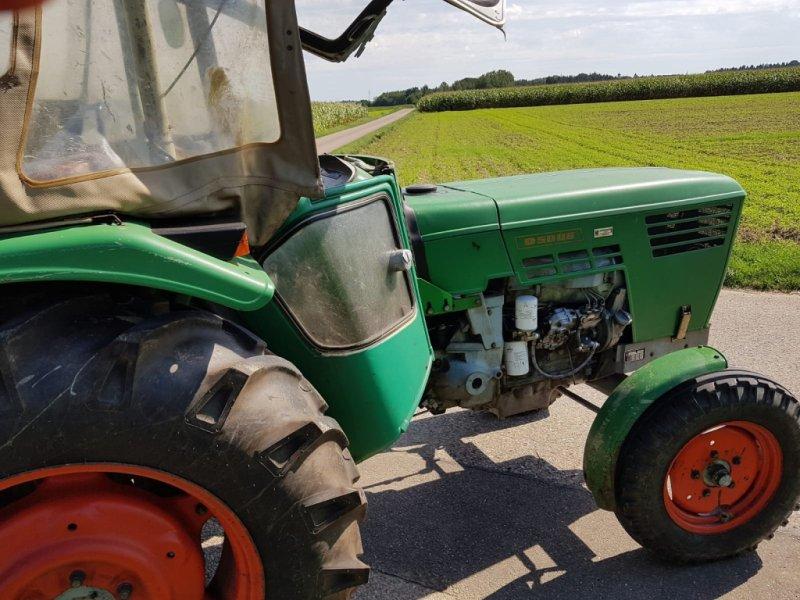 Traktor типа Deutz D 5006, Gebrauchtmaschine в Buttenwiesen (Фотография 2)