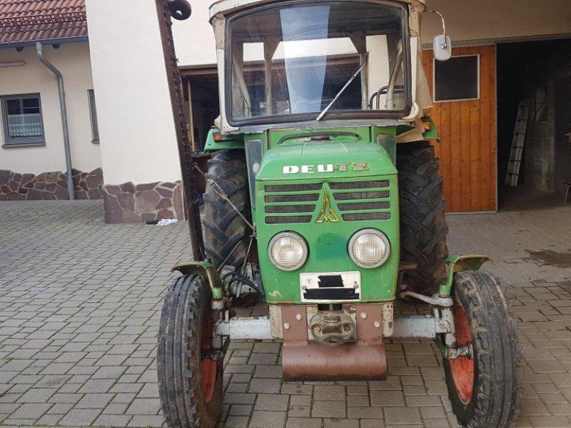 Traktor des Typs Deutz D 5006, Gebrauchtmaschine in Neuler (Bild 1)
