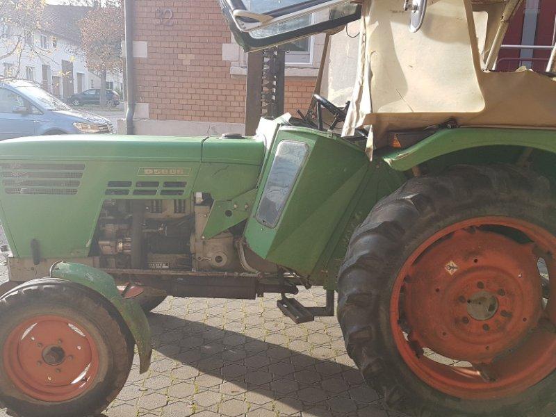 Traktor des Typs Deutz D 5006, Gebrauchtmaschine in Neuler (Bild 4)