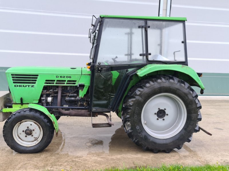 Traktor des Typs Deutz D 5506 S, Gebrauchtmaschine in Palling (Bild 1)