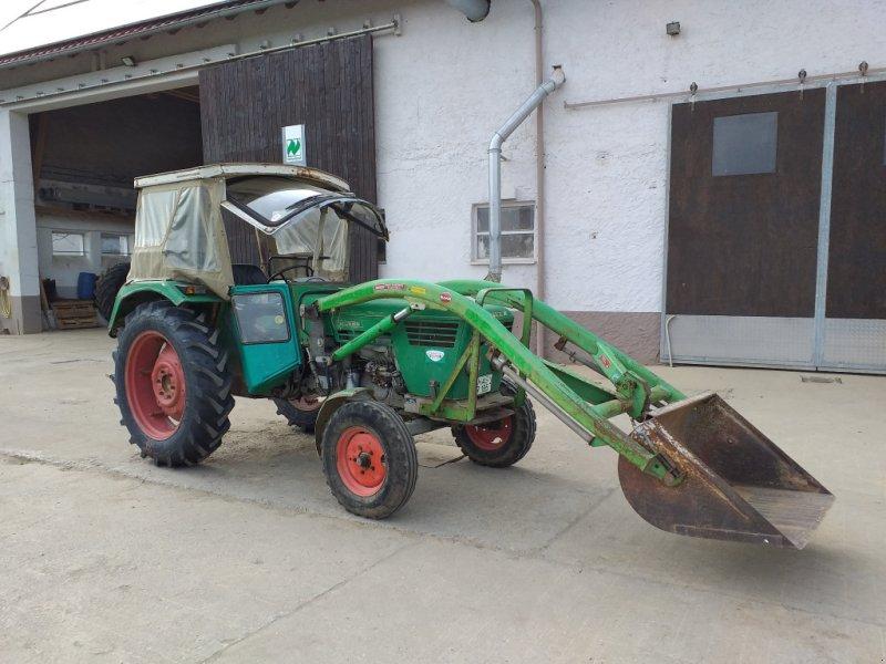 Traktor типа Deutz D 5506 S, Gebrauchtmaschine в Schonungen (Фотография 1)
