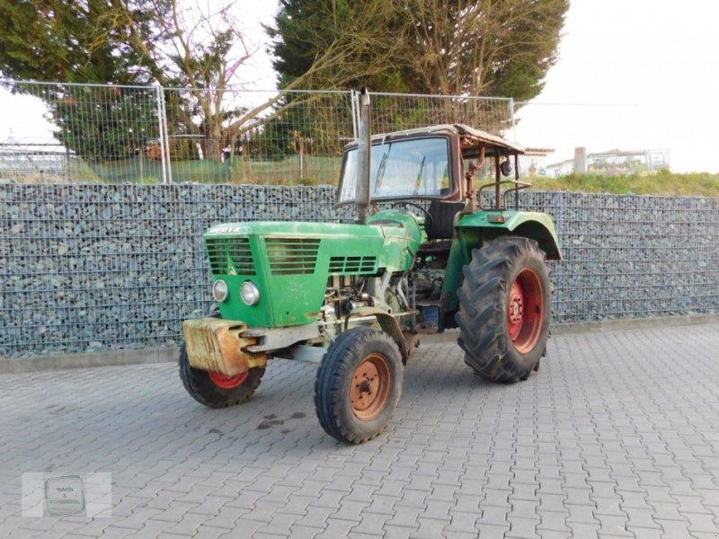 Traktor des Typs Deutz D 6006, Gebrauchtmaschine in Gross-Bieberau (Bild 1)