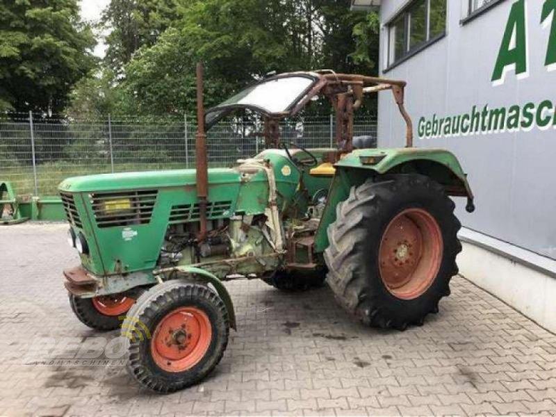 Traktor des Typs Deutz D 6006, Gebrauchtmaschine in Neuenkirchen-Vörden (Bild 1)