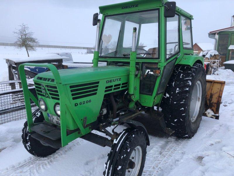 Traktor a típus Deutz D 6206, Gebrauchtmaschine ekkor: Donaueschingen (Kép 1)