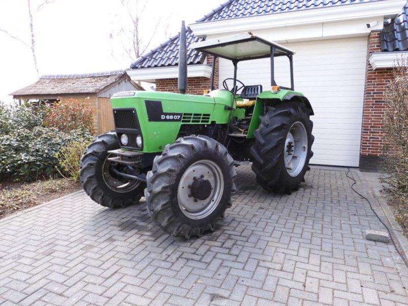 Traktor typu Deutz D 6807, Gebrauchtmaschine w IJsselmuiden (Zdjęcie 1)