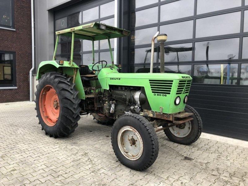Traktor a típus Deutz D 8006, Gebrauchtmaschine ekkor: Beek en Donk (Kép 1)