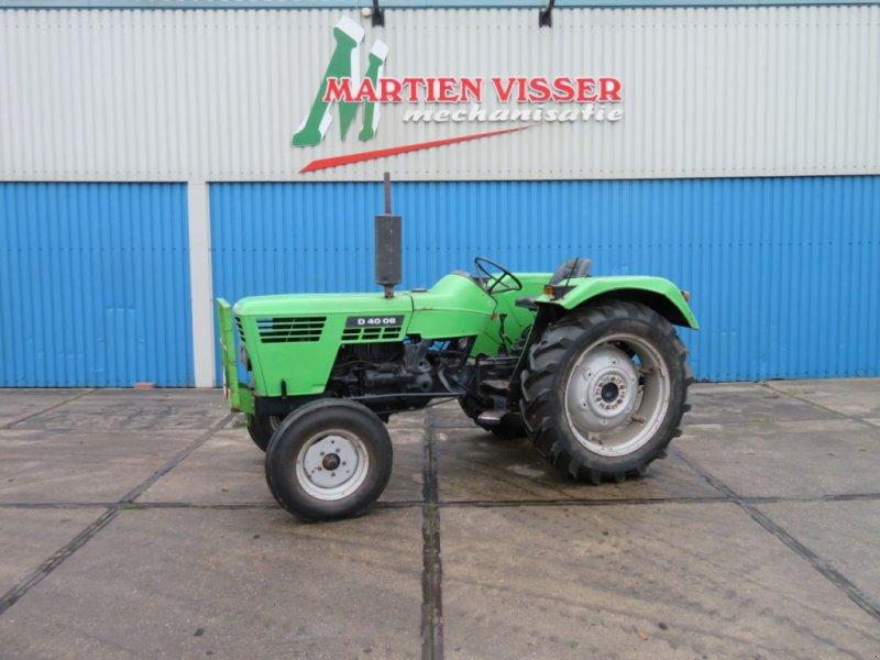 Traktor a típus Deutz D4006, Gebrauchtmaschine ekkor: Joure (Kép 1)