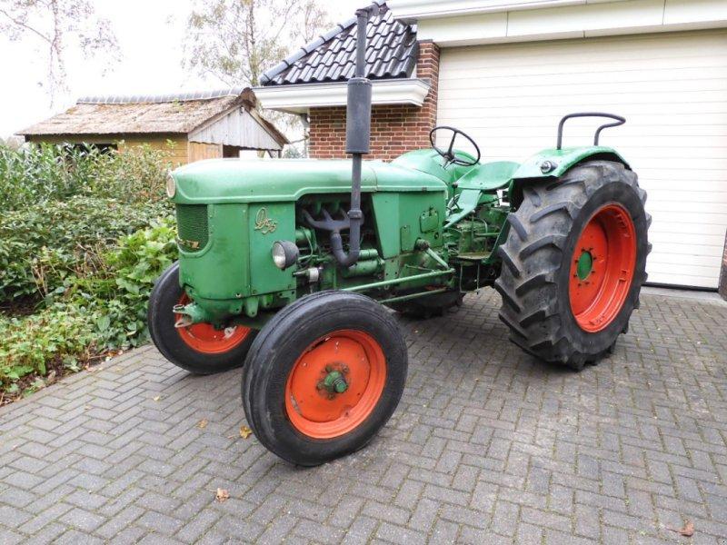 Traktor типа Deutz D55, Gebrauchtmaschine в IJsselmuiden (Фотография 1)