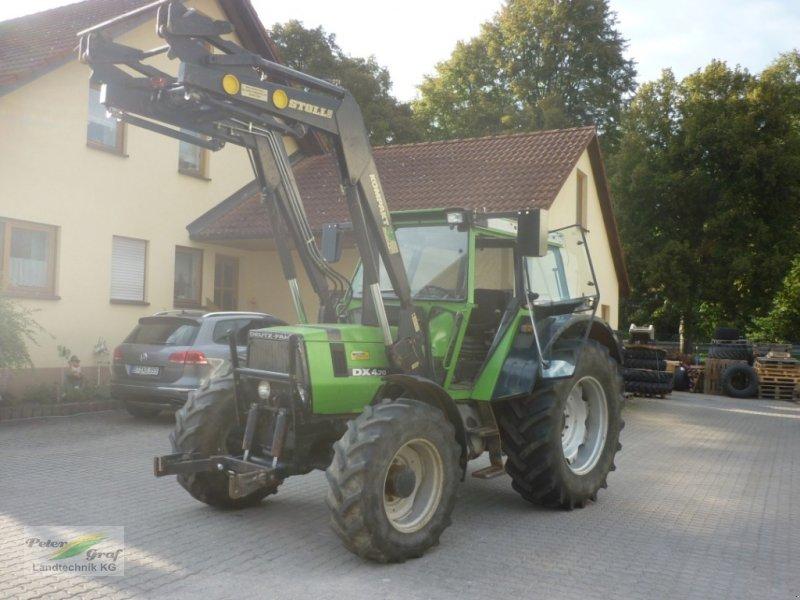 Traktor tipa Deutz DX 4.70, Gebrauchtmaschine u Pegnitz-Bronn (Slika 1)