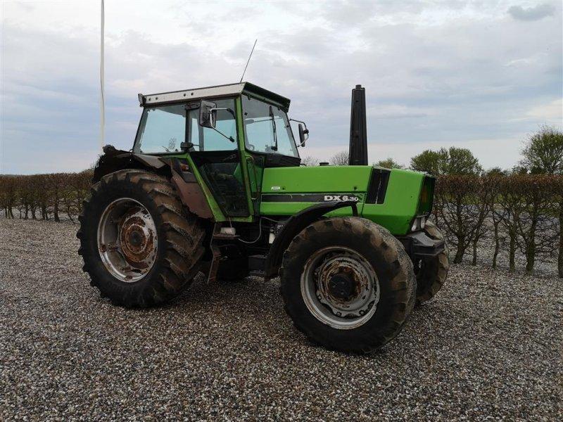 Traktor typu Deutz DX 6.30 4wd - 40KM/T, Gebrauchtmaschine w Gredstedbro (Zdjęcie 1)