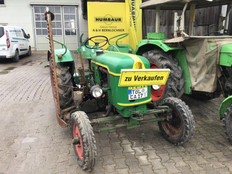 Traktor типа Deutz F2L 612, Gebrauchtmaschine в Ergertshausen (Фотография 1)