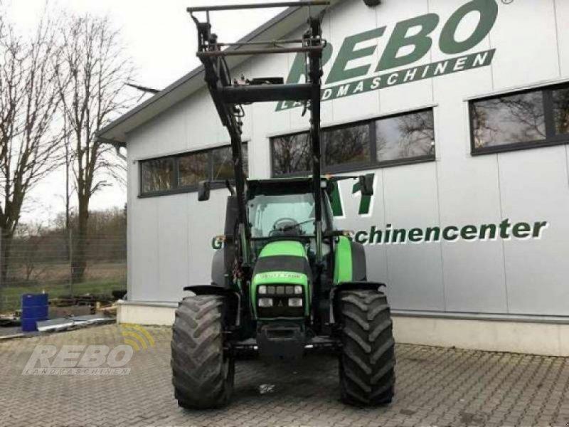 Traktor типа Deutz K 110, Gebrauchtmaschine в Neuenkirchen-Vörden (Фотография 9)