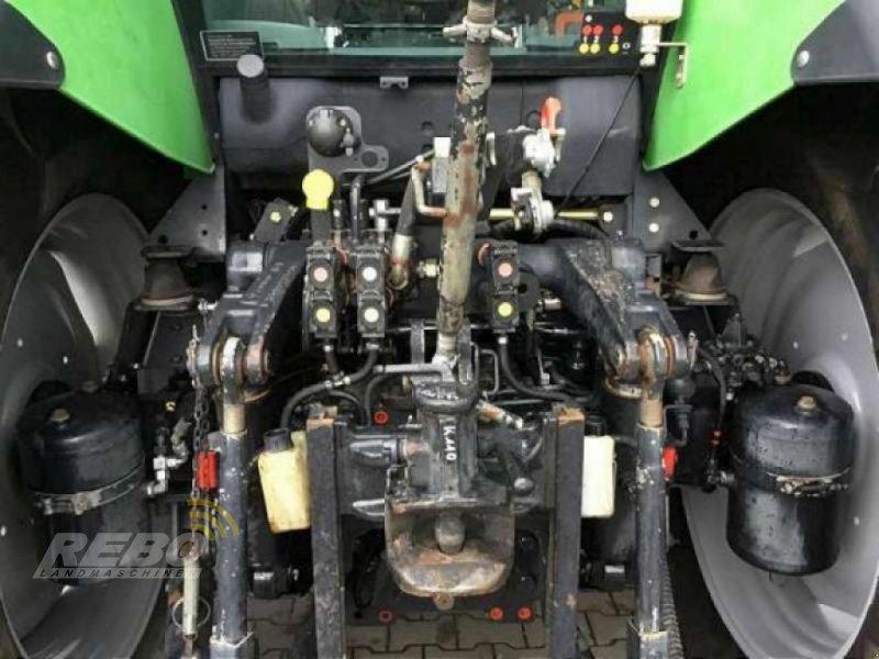 Traktor типа Deutz K 110, Gebrauchtmaschine в Neuenkirchen-Vörden (Фотография 6)