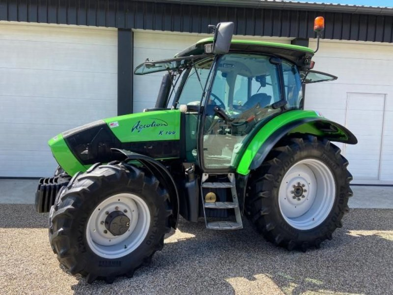 Traktor типа Deutz K100, Gebrauchtmaschine в Linde (dr) (Фотография 2)