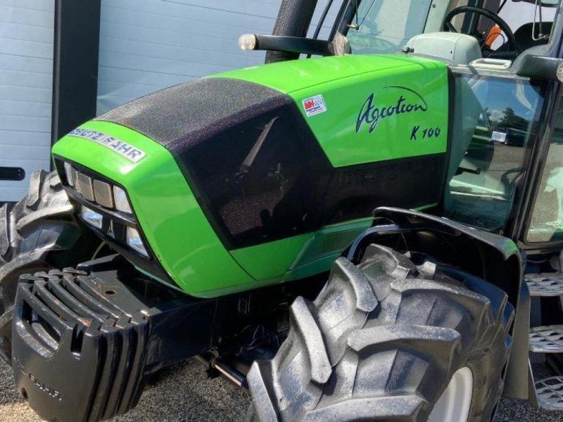 Traktor типа Deutz K100, Gebrauchtmaschine в Linde (dr) (Фотография 5)