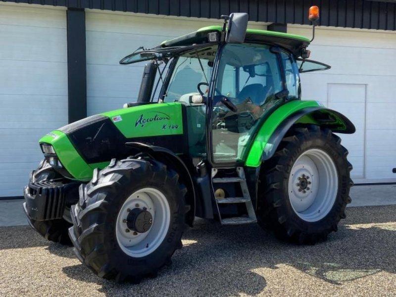 Traktor типа Deutz K100, Gebrauchtmaschine в Linde (dr) (Фотография 7)
