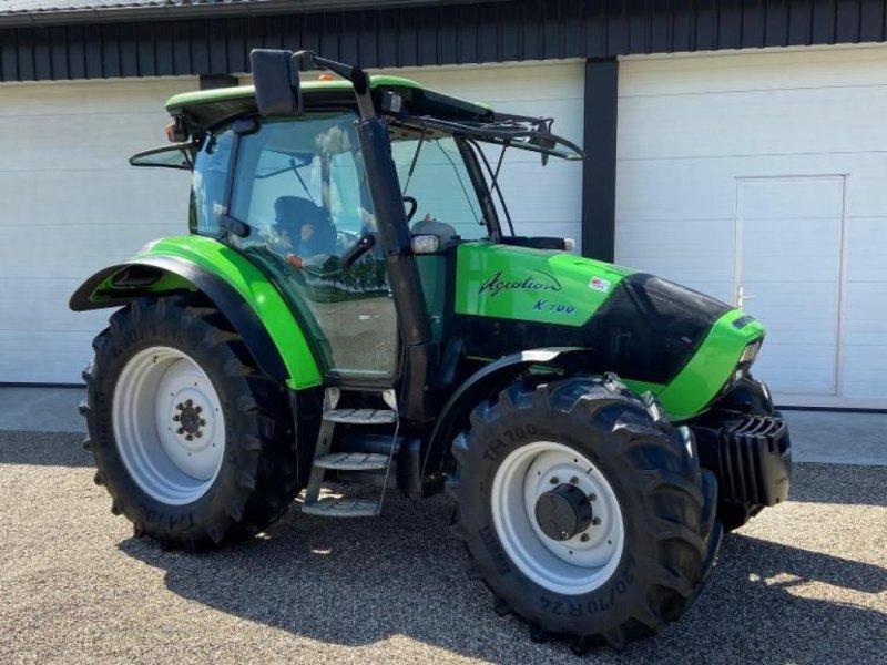 Traktor типа Deutz K100, Gebrauchtmaschine в Linde (dr) (Фотография 8)