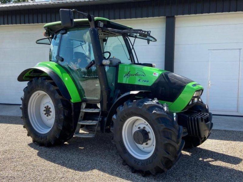 Traktor типа Deutz K100, Gebrauchtmaschine в Linde (dr) (Фотография 1)