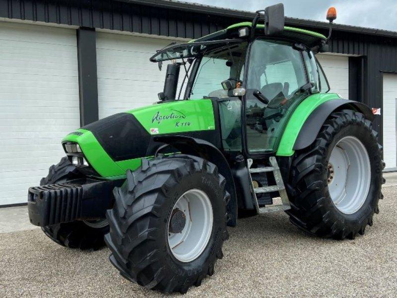 Traktor типа Deutz K110, Gebrauchtmaschine в Linde (dr) (Фотография 2)