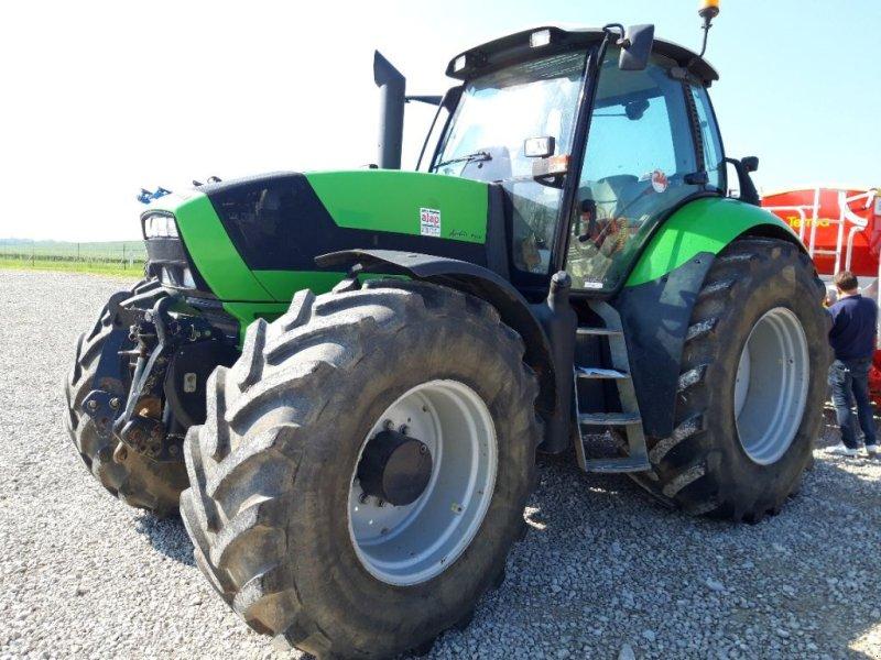 Traktor des Typs Deutz M 650 PL, Gebrauchtmaschine in MARBEVILLE (Bild 1)