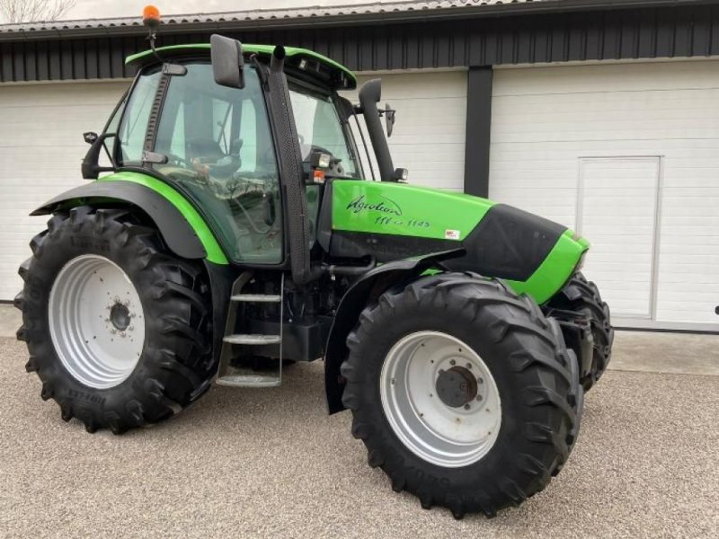 Traktor типа Deutz TTV 1145, Gebrauchtmaschine в Linde (dr) (Фотография 1)