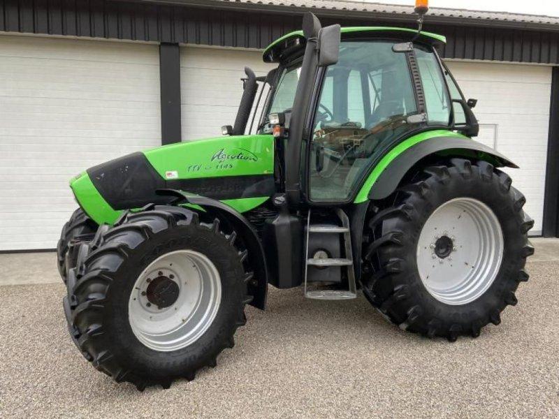 Traktor типа Deutz TTV 1145, Gebrauchtmaschine в Linde (dr) (Фотография 2)