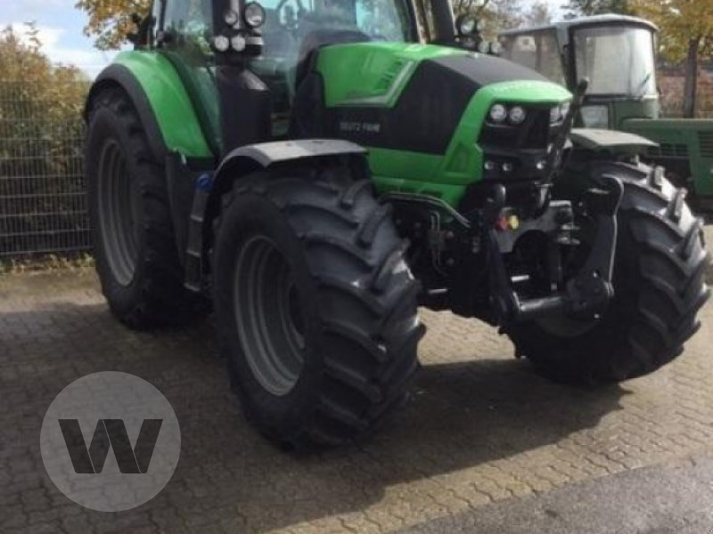 Traktor des Typs Deutz TTV 6190, Gebrauchtmaschine in Niebüll (Bild 3)
