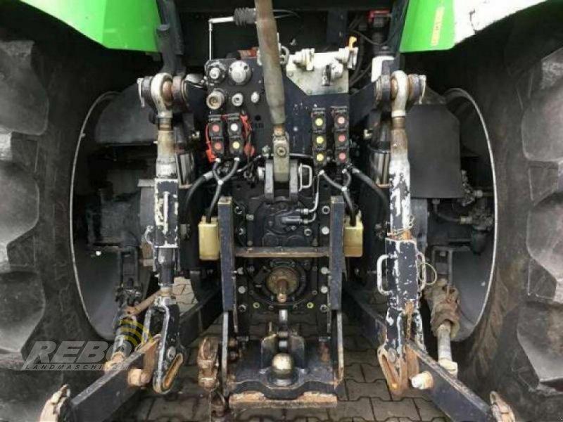 Traktor типа Deutz TTV 630, Gebrauchtmaschine в Neuenkirchen-Vörden (Фотография 6)