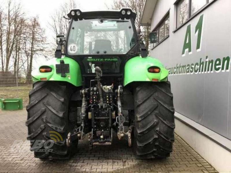 Traktor типа Deutz TTV 630, Gebrauchtmaschine в Neuenkirchen-Vörden (Фотография 7)