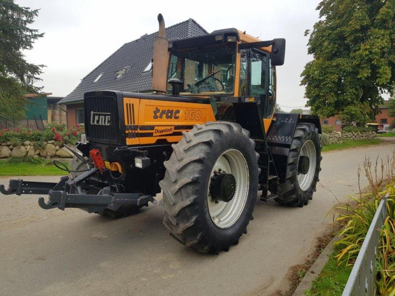 Traktor typu Doppstadt Trac 160, Gebrauchtmaschine w Honigsee (Zdjęcie 1)