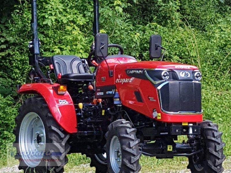 Traktor des Typs ecopard eco25 Kleintraktor, Neumaschine in Gablitz (Bild 1)